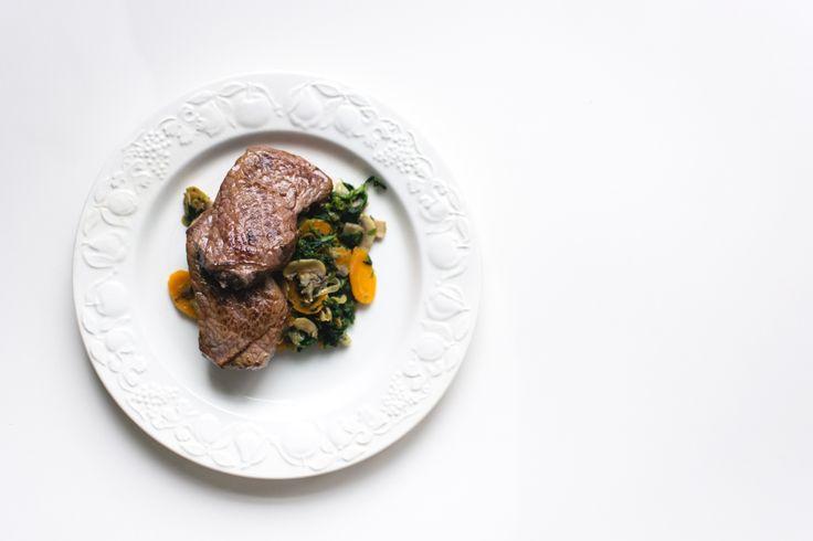 Free Excellent beef steak Images