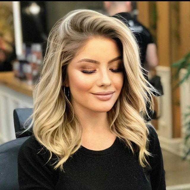 49 Trendige Frisuren Lange Haare Mit Stufig Langhaarfrisuren Trendige Frisuren Trendige Frisuren Lange Haare