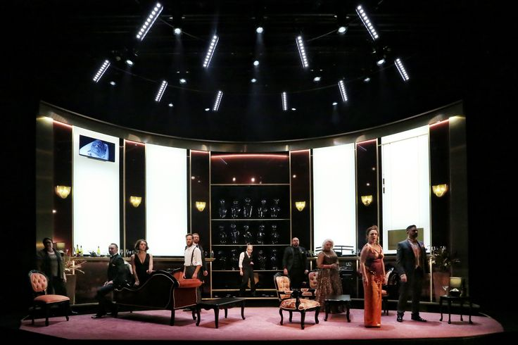 A set we built for Bell Shakespeare's production of Richard 3. Photography by Prudence Upton. www.mnrconstructions.com.au