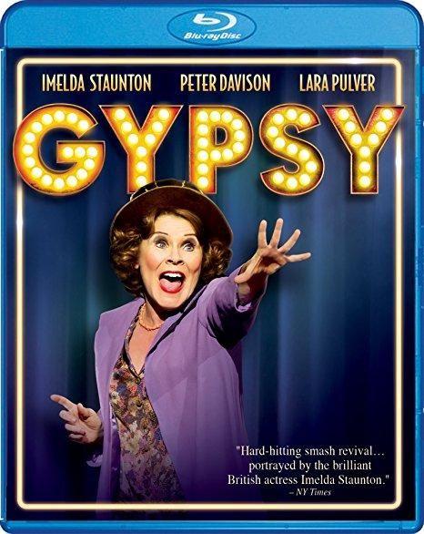 Imelda Staunton & Peter Davison & Jonathan Kent-Gypsy