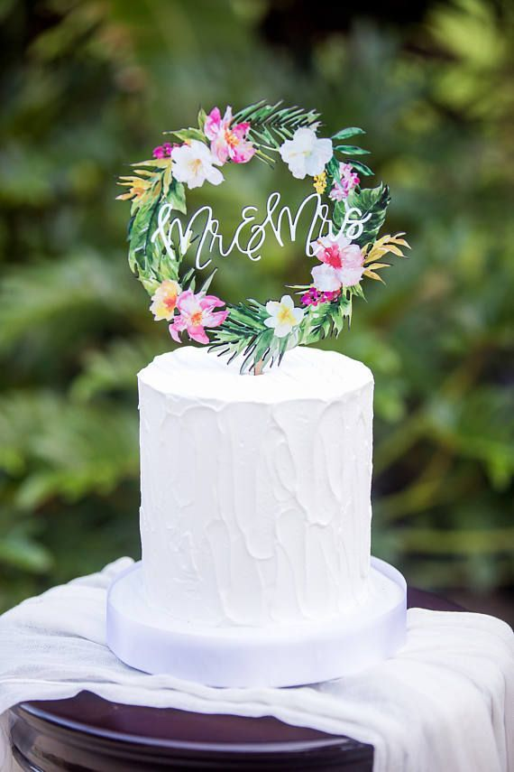 silk flower wedding cake decorations 25 best ideas about tropical wedding decor on 19841