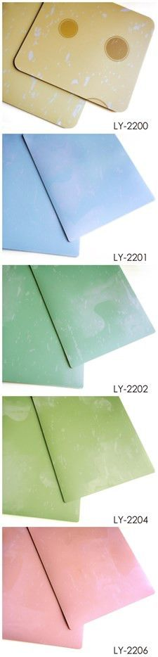 These are foam backing vinyl sheet flooring for commercial. If you buy it, you can enjoy the discount.