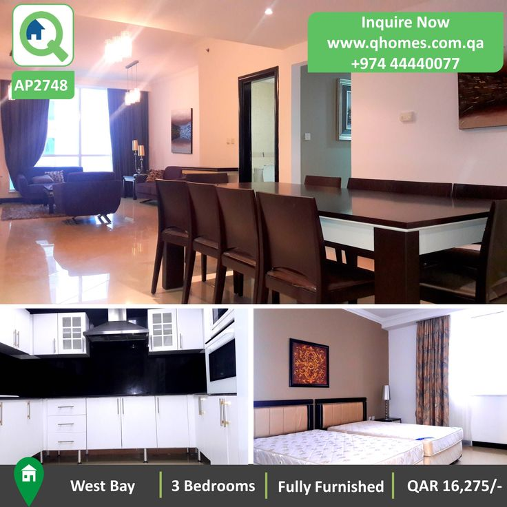 Apartment for Rent in Qatar  Fully Furnished Luxurious 3 bedrooms apartment  in West Bay at. 38 best Pearl Qatar Apartments in Porto Arabia and Viva Bahriya