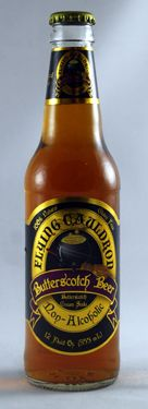 Reed's Flying Cauldron Non-Alcoholic Butterscotch Beer, A Butterscotch Cream Soda