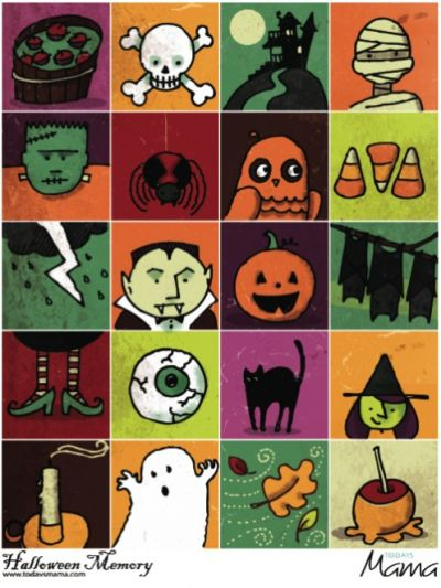 Halloween Class Party Ideas. Totally doable. I'm ready if I need to do this!