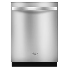 Whirlpool Gold 24-in 51-Decibel Built-In Dishwasher with Stainless Steel Tub (Stainless Steel) ENERGY STAR