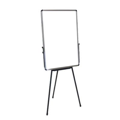 """Offex Free-Standing Whiteboard, 2'4"""" x 3'4"""""""