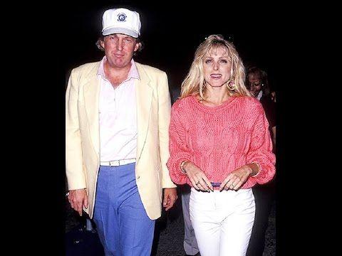 Donald Trump's Ex Girlfriends