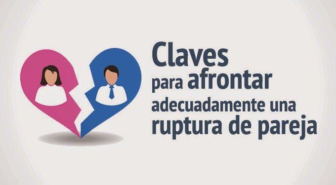 Claves para afrontar adecuadamente una ruptura de pareja  Read more: http://www.tueresmivida.net/search/label/Temas%20de%20Pareja#ixzz37VKBnKhs