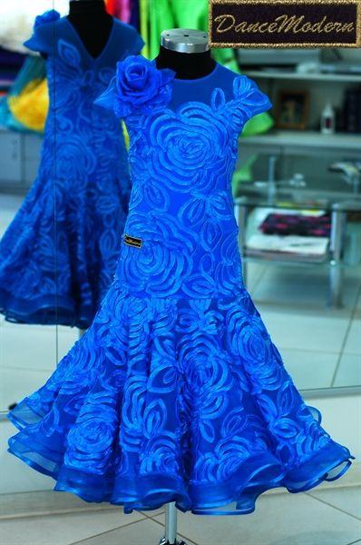 Прокат платья бальных танцев