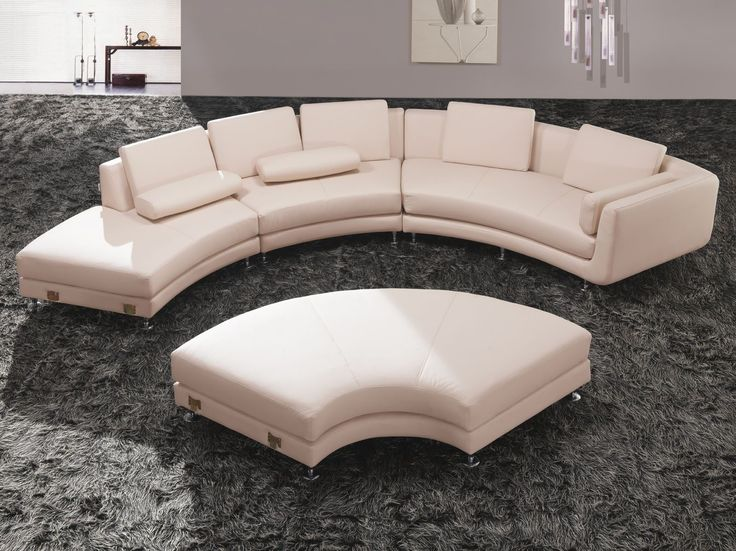 Best 25 Curved couch ideas on Pinterest Curved sofa White sofa