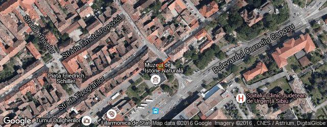 Turnul Funarilor - Poarta Leșurilor - Sibiu