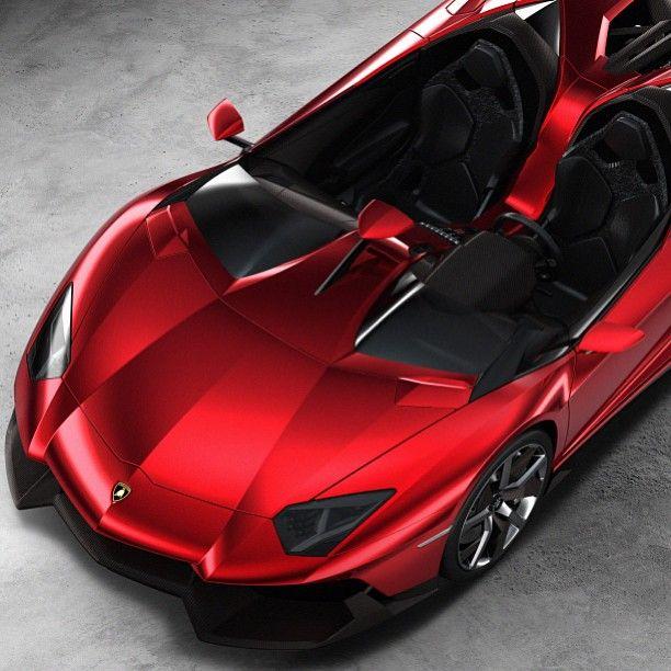 Lamborghini Aventador J Roadster!