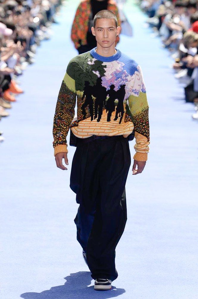 Louis Vuitton Spring Summer 2019 Paris Fashion Week In 2019