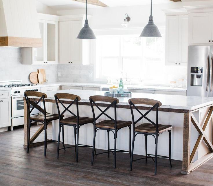 229 best rafterhouse phoenix arizona custom home for Urban farmhouse kitchen