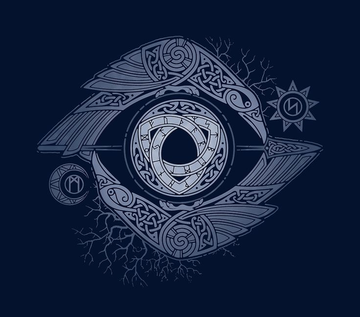 """ODIN'S EYE"" by RAIDHO 