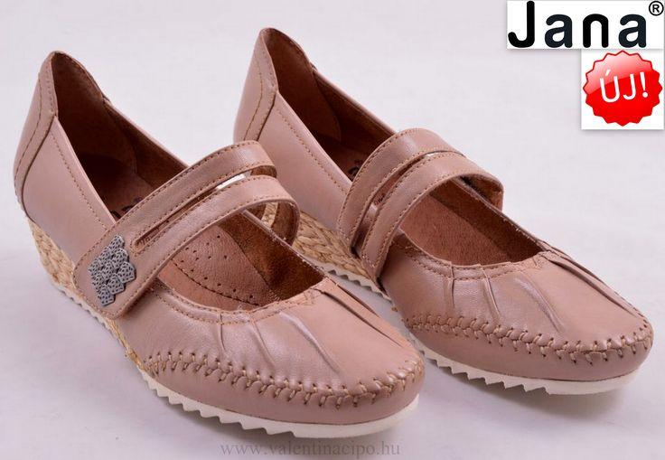 Jana női pántos félcipő a Valentina Cipőboltokban és Webáruházunkban! Várjuk nagy szeretettel :)  http://www.valentinacipo.hu/jana/noi/barna/zart-felcipo/142600340  #jana #jana_cipő #jana_webshop #Valentina_cipőboltok