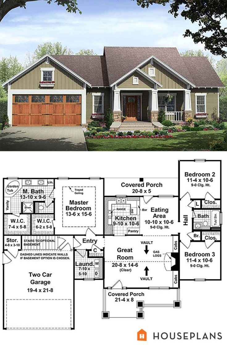 1000 ideas about rambler house plans on pinterest for Rambler house designs