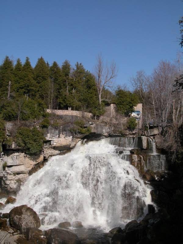Inglis Falls, Owen Sound, Ontario, Canada