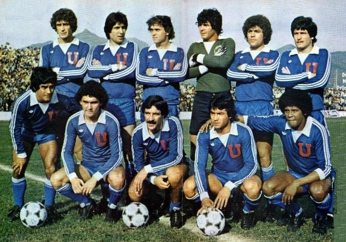 Universidad De Chile 1981