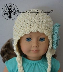 Free American Doll crochet pattern. Pinned from original source by Dorothy.