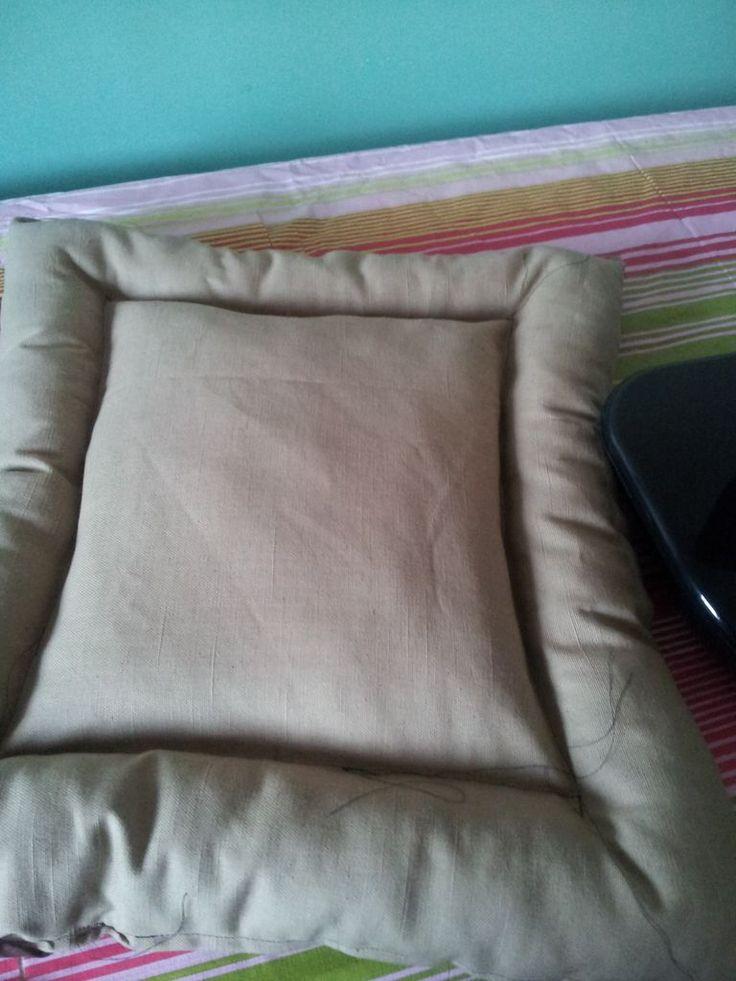 dog bed with removable blanket hundebetten betten und n hen. Black Bedroom Furniture Sets. Home Design Ideas
