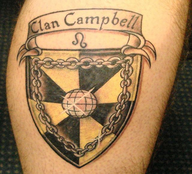Scottish Clan Tattoos: 52 Best Images About Dragon Tattoo On Pinterest