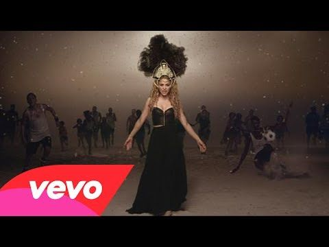 Shakira - La La La (Brasil 2014) (Spanish Version) ft. Carlinhos Brown - YouTube