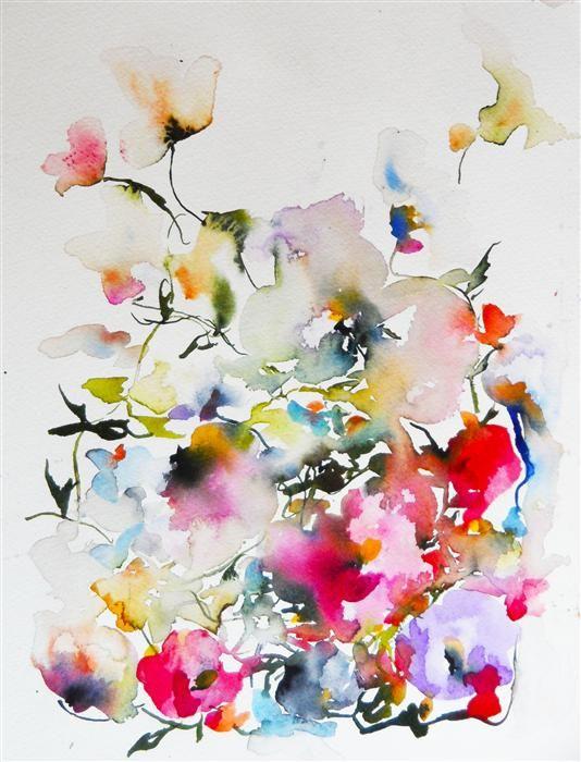 Gardenia VII by Karin Johannesson