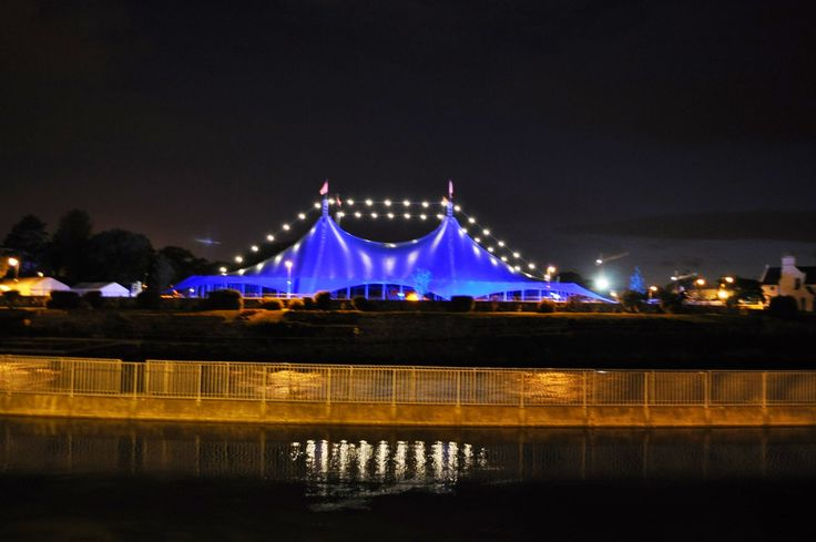 Galway Arts Festival Tent
