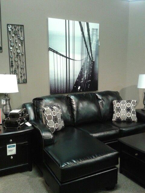 Living Room Idea From Ashley Furniture #diy #home #decor