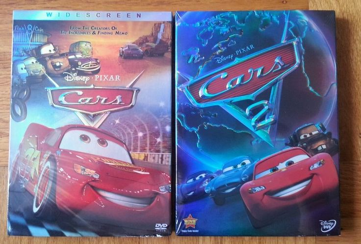 cars 1 2 brand new disney pixar dvd bundle usa free shipping in dvds movies dvds blu ray. Black Bedroom Furniture Sets. Home Design Ideas