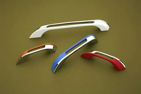 Exlisive rich concept of cabinet handles