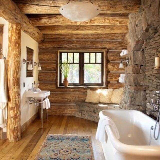 1000+ Images About Dream: Cabin On Pinterest