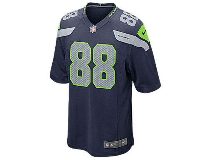 Seattle Seahawks Jimmy Graham Nike NFL Youth Game Jersey