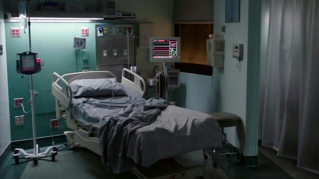 for four days i sat in that suffocating hospital room.