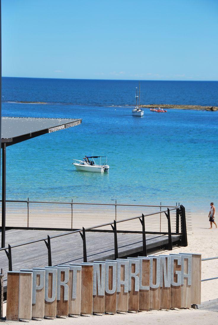 Azure Blue Port Noarlunga