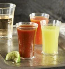 Recipes for a fiesta: Simple Sangrita, Sangrita Verde, and more ways to toast Cinco de Mayo.