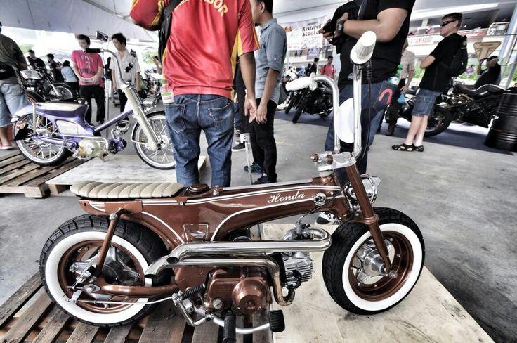 Honda DAX  Art of Speed #AOS Street Cub Custom Cub Honda Cub