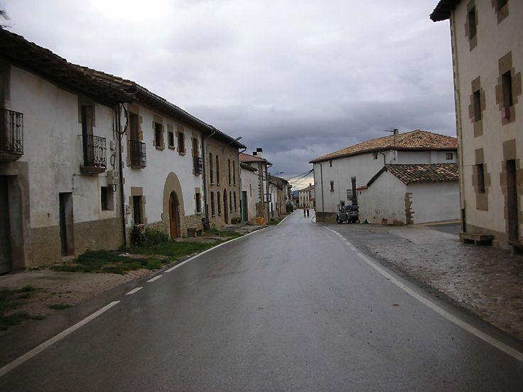 Uterga, Navarra, Camino de Santiago