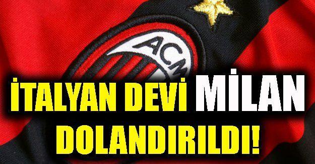 İtalya Seria A takımlarından AC Milan'ı Afrikalı Yusupha Yaffa 19 yaşındayım diyerek kandırdı. Aslında futbolcunun 28 yaşında olduğu tespit edildi.