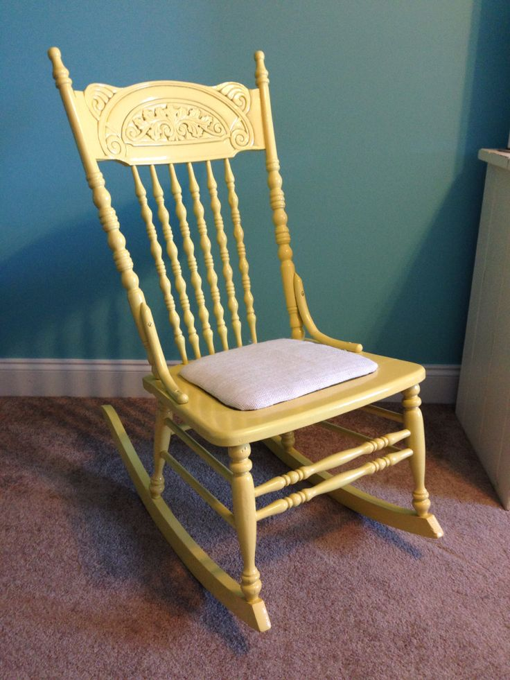 17 Best images about rocking chairs on Pinterest  Rocking chairs, How ...