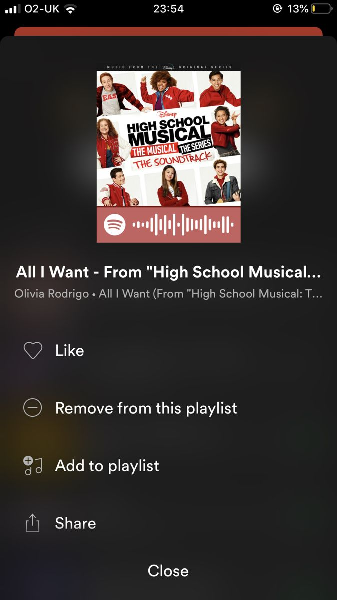 Pin By Natalie On Spotify In 2020 High School Musical High School Disney Records