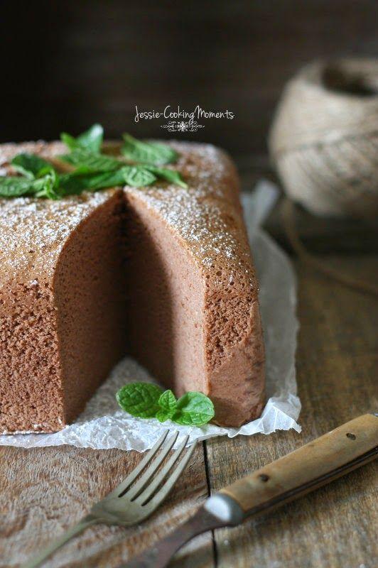 Japanese Chocolate Cake Recipe