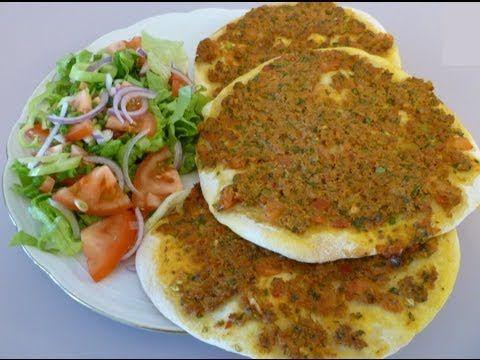 Кулинарная книга Алии: 622. Lahmacun (турецкая кухня)