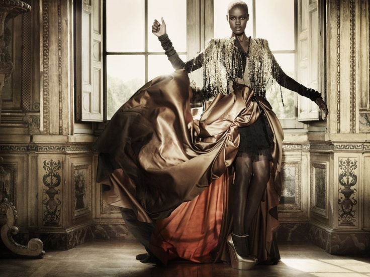 Photographer Jez Smith, ANTM COUTURE PARIS 11