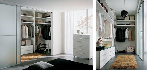 Oltre 25 fantastiche idee su cabina bianco su pinterest - Cabina armadio dimensioni ...