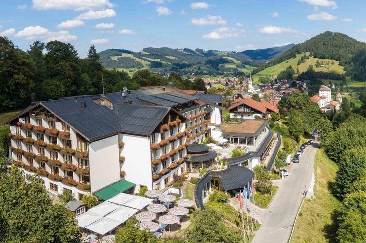 Hotel Allgäu Sonne Oberstaufen