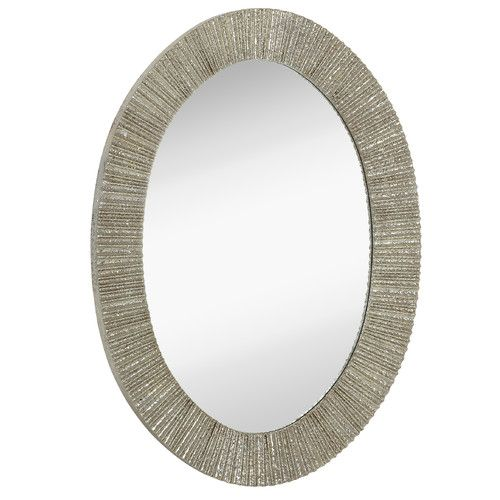 Best Eclectic Oval Shaped Dresser Mirrors Images On Pinterest - Contemporary oval mirrors