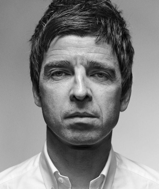 Noel Gallagher<br /> ES Magazine
